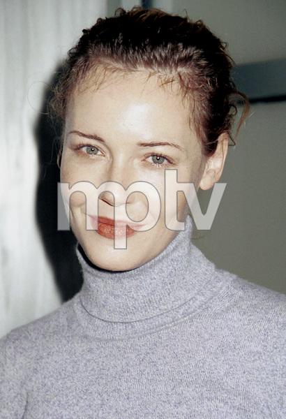 Connie NielsenNew York Fashion Week, 2000. © 2000 Ariel Ramerez - Image 18002_0113