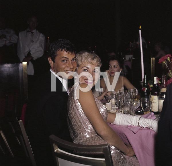 """The 33rd Annual Academy Awards""Tony Curtis, Janet Leigh1961 © 1978 Bernie Abramson - Image 1801_0028"