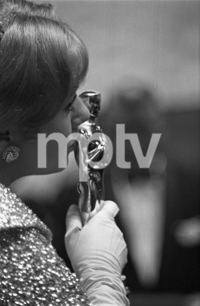 """The 33rd Annual Academy Awards""Shirley Jones1961© 1978 Roger Marshutz - Image 1801_0069"