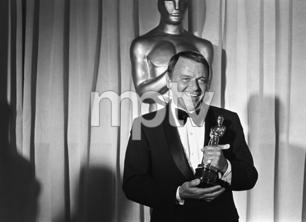 """Frank Sinatra at """"The 43rd Annual Academy Awards""""1971 © 1978 Bud Gray - Image 1802_0013"""