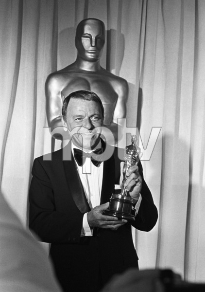 """Frank Sinatra at """"The 43rd Annual Academy Awards""""1971 © 1978 Bud Gray - Image 1802_0014"""