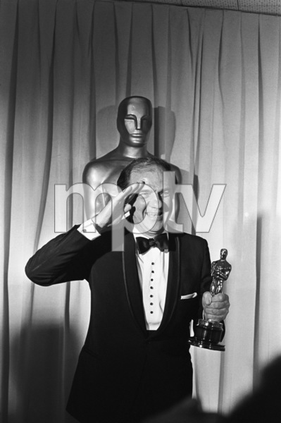 """""""The 43rd Annual Academy Awards""""Karl Malden1971© 1978 Bud Gray - Image 1802_0016"""