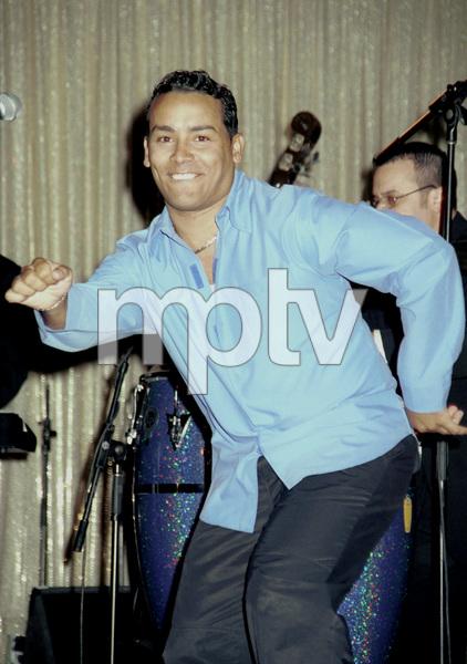 George LamondLatin Grammy 2000: Conga Room © 2000 Ariel Ramerez - Image 18052_0100