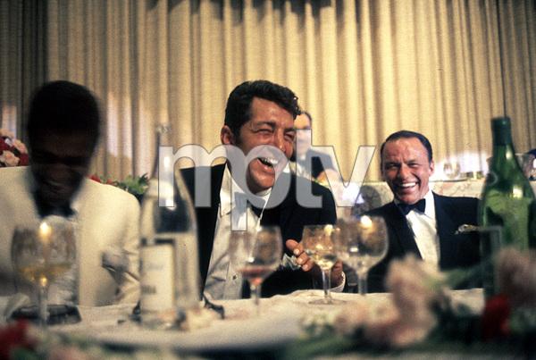 Cedars Sinai Benefit Party, c  1961 Sammy Davis Jr , Dean