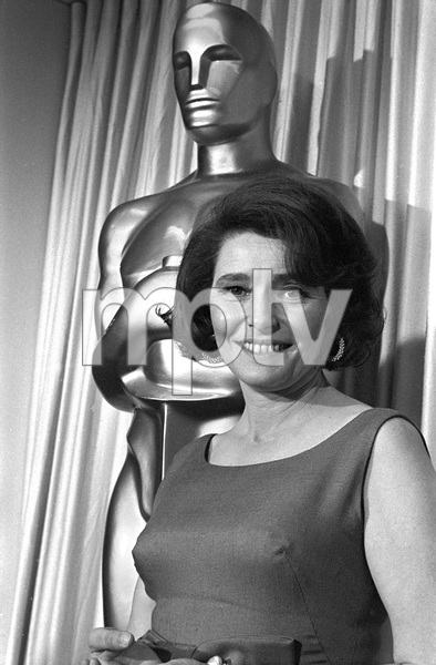 """""""The 39th Annual Academy Awards""""Patricia Neal1967 © 1978 Bud Gray - Image 1808_0042"""