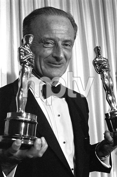 """The 39th Annual Academy Awards""Fred Zinnemann1967 © 1978 Bud Gray - Image 1808_0047"