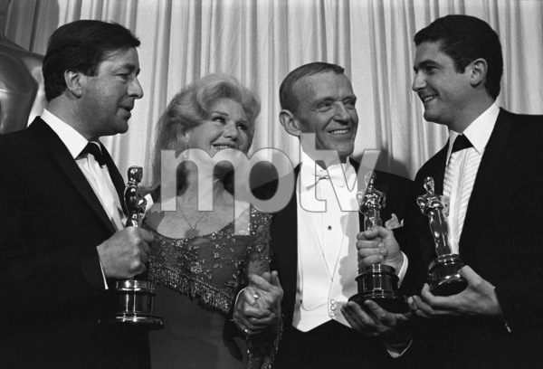 """""""The 39th Annual Academy Awards""""Ginger Rogers, Fred Astaire1967© 1978 Bud Gray - Image 1808_0053"""