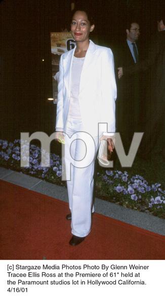 61*: PremiereTracee Ellis RossParamount Studios, Hollywood, CA  4/16/01 © 2001 Glenn Weiner - Image 18094_0114
