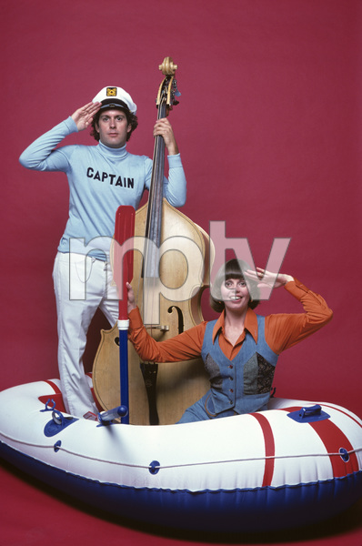 """The Captain and Tennille""Daryl Dragon, Toni Tennille1976** H.L. - Image 18104_0012"