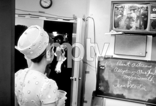 """The 42nd Annual Academy Awards"" Barbra Streisand 1970 © 1978 Bud Gray - Image 1812_0026"
