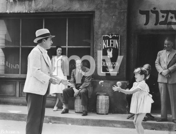 """The Great Dictator""Charlie Chaplin and Sydney Chaplin (far right)1940**I.V. - Image 18133_0001"