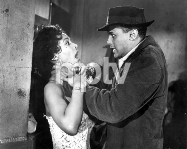 """""""Carmen Jones""""Dorothy Dandridge, Harry Belafonte1954 20th Century Fox / **I.V. - Image 18239_0004"""