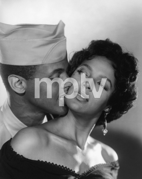 """Carmen Jones""Dorothy Dandridge, Harry Belafonte1954 20th Century Fox** I.V. - Image 18239_0006"