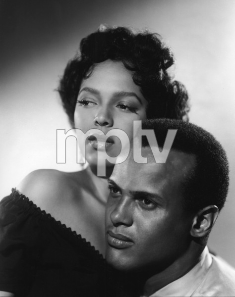 """""""Carmen Jones""""Dorothy Dandridge, Harry Belafonte1954 20th Century Fox** I.V. - Image 18239_0007"""