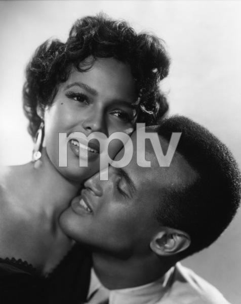 """""""Carmen Jones""""Dorothy Dandridge, Harry Belafonte1954 20th Century Fox** I.V. - Image 18239_0008"""
