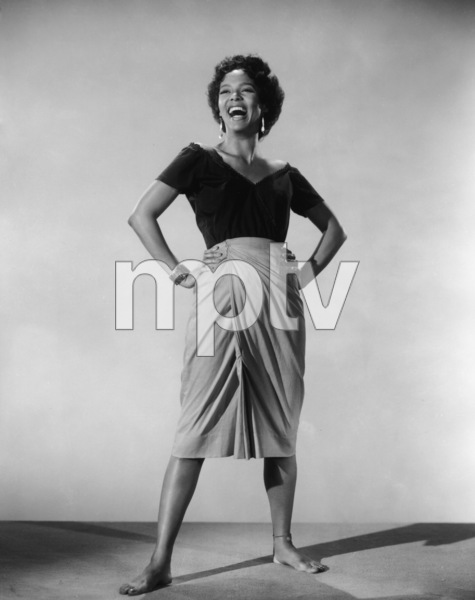 """Carmen Jones""Dorothy Dandridge 1954 20th Century Fox** I.V. - Image 18239_0009"