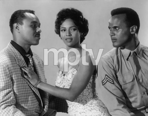 """""""Carmen Jones""""Dorothy Dandridge, Harry Belafonte1954 20th Century Fox** I.V. - Image 18239_0011"""