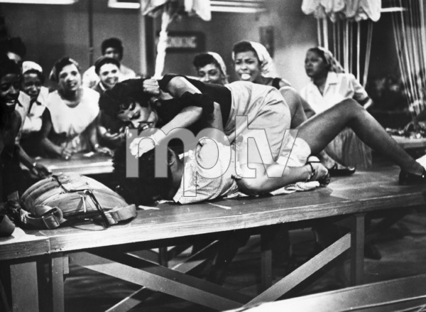 """Carmen Jones""Dorothy Dandridge1954 20th Century Fox**I.V. - Image 18239_0019"