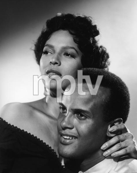 """""""Carmen Jones""""Dorothy Dandridge, Harry Belafonte1954 20th Century Fox** I.V. - Image 18239_0021"""