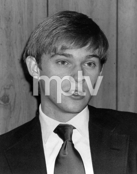 """Foreign Press Conference: 1972""Richard Thomas © 1978 Chester Maydole - Image 18355_0001"