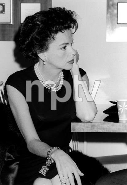 """C.O.R.E. Benefit"" 1963Judy Garland © 1978 Chester Maydole - Image 18400_0001"