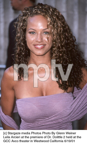 © Stargaze media Photos Photo By Glenn WeinerLeila Arcieri at the premiere of Dr. Dolittle 2 held at the GCC Avco theater in Westwood California 6/19/01 - Image 18577_0108