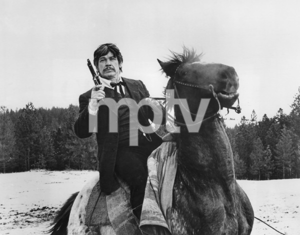 """Breakheart Pass""Charles Bronson1975 UA/MGM**H.L. - Image 18584_0001"