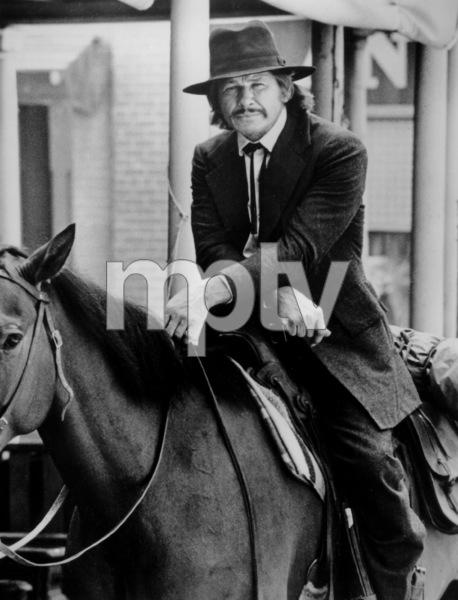 """From Noon Till Three""Charles Bronson1976 MGM/UA**H.L. - Image 18588_0002"