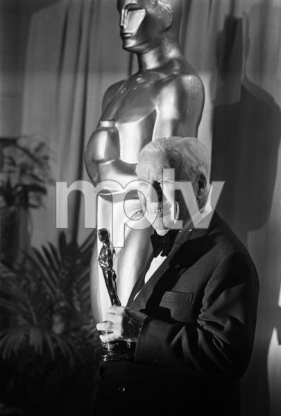 """The 44th Annual Academy Awards""Charles Chaplin1972© 1978 Bud Gray - Image 1862_0052"