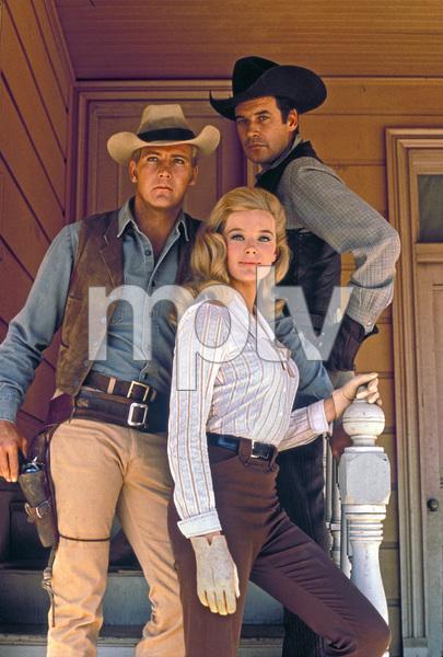 Lee Majors And Linda Evans