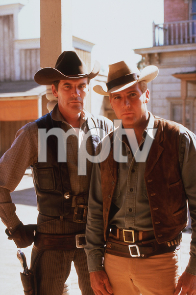 """Big Valley, The""Lee Majors, Peter Breck1965 ABC © 1978 Ken WhitmoreMPTV - Image 1867_0005"