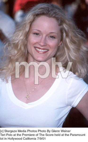 Teri Polo at the Premiere of The Score held at the Paramount lot in Hollywood California 7/9/01. © 2001 Glenn Weiner - Image 18766_0119