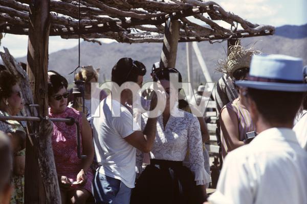 """""""The High Chaparral""""Linda Cristal1968© 1978 Gene Trindl - Image 1883_0006"""