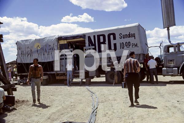 """The High Chaparral""1968© 1978 Gene Trindl - Image 1883_0007"