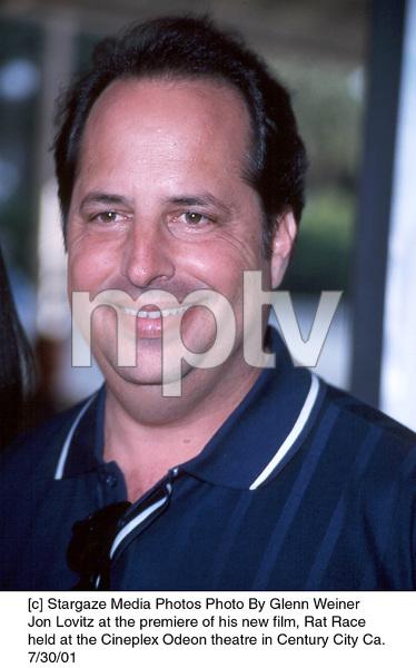 Jon Lovitz at the premiere of his new film, Rat Raceheld at the Cineplex Odeon theatre in Century City Ca.7/30/01. © 2001 Glenn Weiner - Image 18920_0116