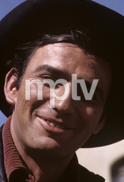 """The Virginian""James Drury1963© 1978 Gene Trindl - Image 1897_0023"