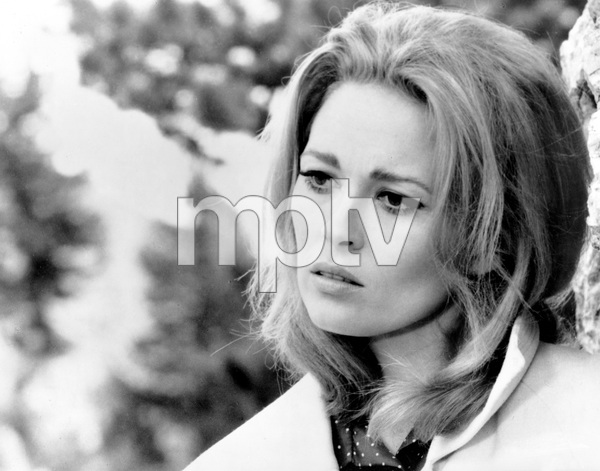 Faye Dunaway,A PLACE FOR LOVERS, MGM 1968, IV - Image 1901_0002