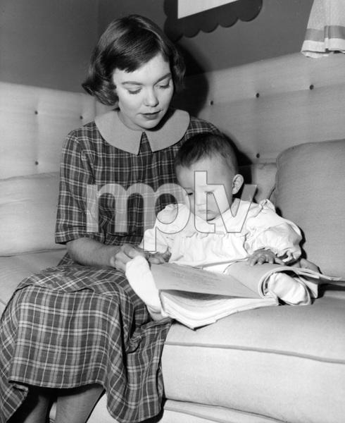 """""""Johnny Belinda""""Jane Wyman, Robert Anderson1948 Warner BrothersPhoto by Jack Woods - Image 19044_0007"""