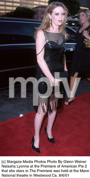 Natasha Lyonne at the Premiere of American Pie 2that she stars in.The Premiere was held at the MannNational theatre in Westwood Ca. 8/6/01. © 2001 Glenn Weiner - Image 19048_0121