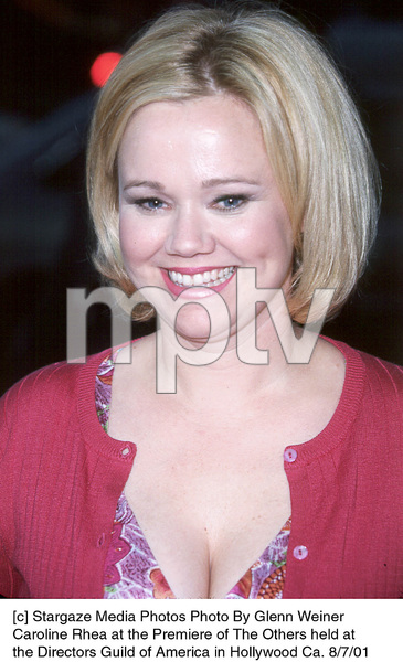 Caroline Rhea at the Premiere of The Others held atthe Directors Guild of America in Hollywood Ca. 8/7/01. © 2001 Glenn Weiner - Image 19093_0105
