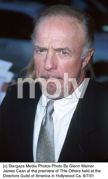 James Caan at the premiere of THe Others held at theDirectors Guild of America in Hollywood Ca. 8/7/01. © 2001 Glenn Weiner - Image 19093_0108