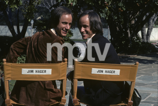 """Twin Detectives""Jim Hager, Jon Hager1976** H.L. - Image 19127_0002"