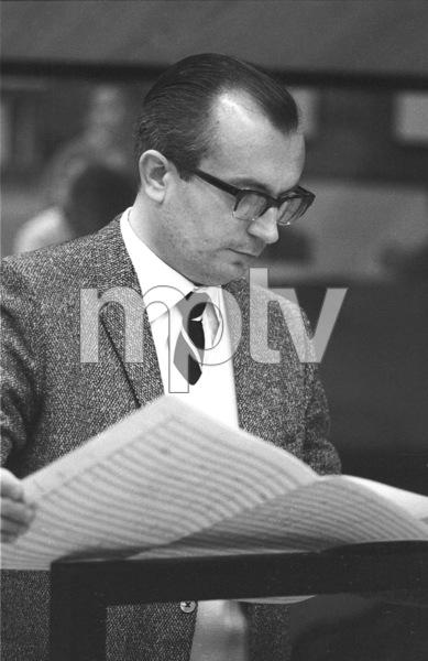 Claus Ogermannfebruary 1967 © 1978 Ed Thrasher - Image 19195_0002