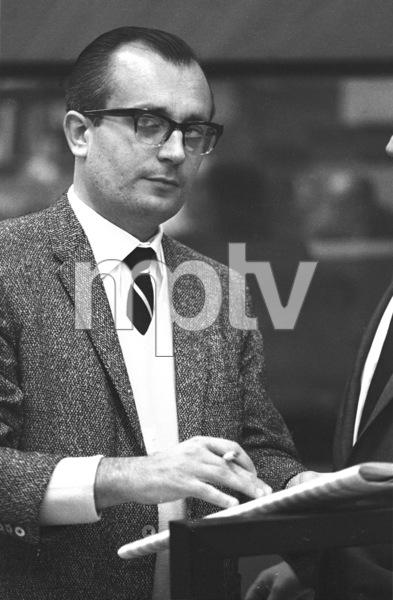 Claus OgermannFebruary 1967 © 1978 Ed Thrasher - Image 19195_0003