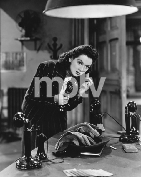 """His Girl Friday""Rosalind Russell1940 Columbia**I.V. - Image 19305_0013"