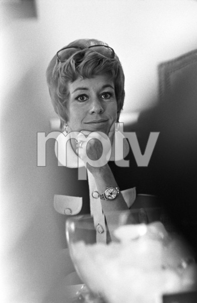 "Carol Burnett at a ""Laugh-In"" rehearsal1969 © 1978 Gunther - Image 1941_0094"