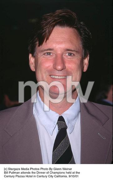 Bill Pullman attends the Dinner of Champions held at the Century Plazaa Hotel in Century City California. 9/10/01. © 2001 Glenn Weiner - Image 19420_0101