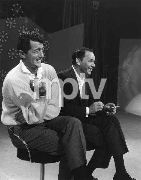 """""""The Dean Martin Show""""Dean Martin, Frank Sinatra1965 © 1978 Gerald Smith - Image 1943_0006"""