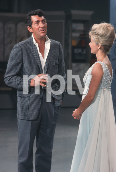 """The Dean Martin Show""Dean Martin ,Debbie Reynolds1965 NBC © 1978 Mario Casilli - Image 1943_0070"