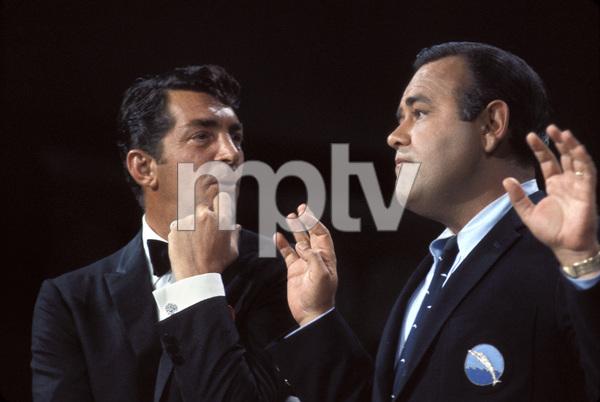 """The Dean Martin Show""Dean Martin, Jonathan Winters1965 © 1978 Mario Casilli - Image 1943_0072"